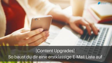Content Upgrades