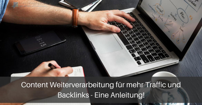 Content Weiterverarbeitung für mehr Backlinks