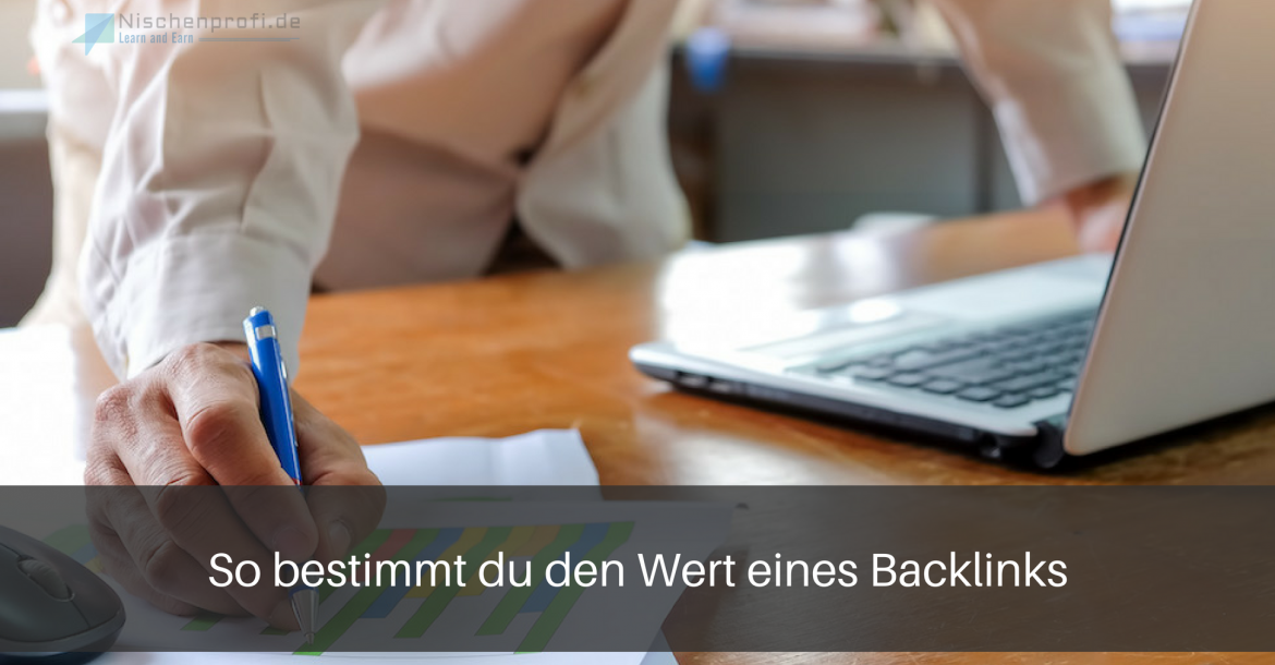 Backlink Wert analysieren